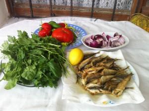 Balık ve Roka.!!